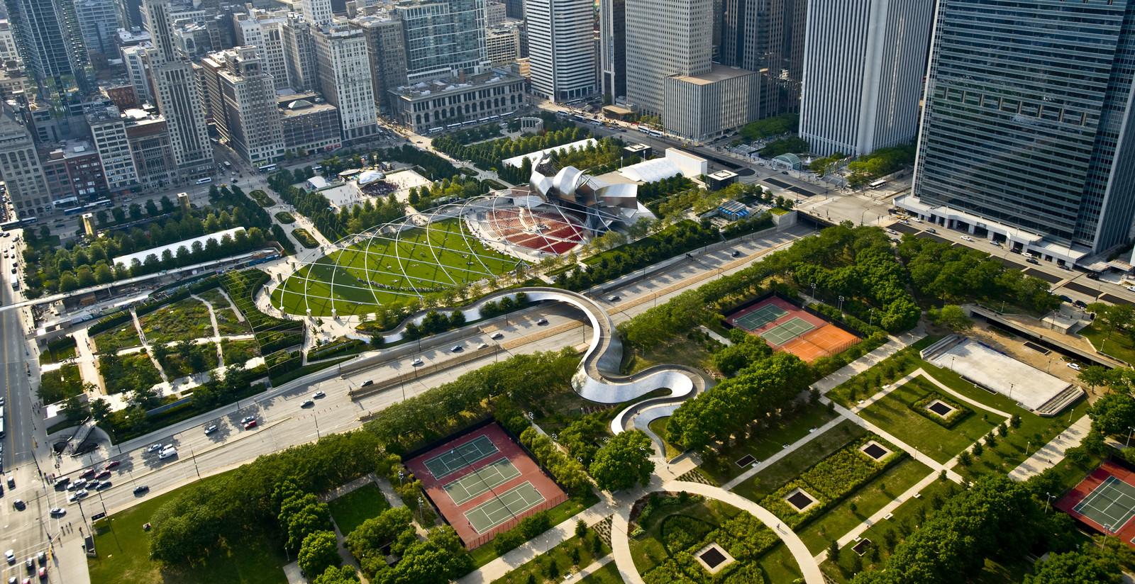 城市广场景观设计